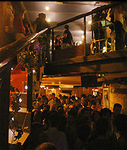 Cafe bolseria disco bar in carmen valencia nightlife bars pubs and clubs - Discoteca akuarela valencia ...